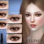 S-Club LL ts4 eyeliner 15