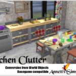 Kitchen Clutter by Annett85