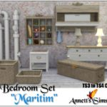 "TS3 to TS4 Bedroom Set ""Maritim"""