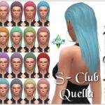 S-Club Quella Hair – Recolors