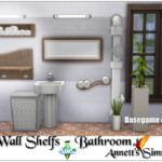 TS3 Wall Shelfs – Bathroom