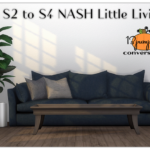 S2 to S4 NASH Little Living Room | Hell Has Spoken