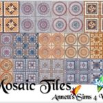 Mosaic Tiles by Annett85