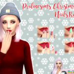 I've recolored this beautiful nails by… – HulaSims