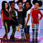 Shardae,                     [SPWL] Random Kids Pose Pack…