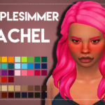 Simplesimmers Rachel – Recolored in WMS' Palette
