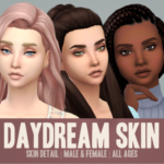 DFJ, Daydream Skin A new skin I've been working on…