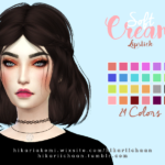 HikariiChaan ♡ | Soft Cream Lipstick. It's my first time creating…
