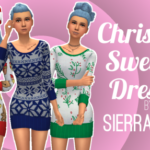 Christmas Sweater Dresses!