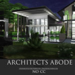 Cross A. Design — Architects Abode (TS4) – DOWNLOAD