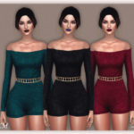 Salem C.'s Valeria Playsuit