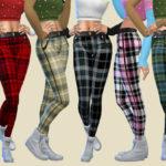 Birba32's Tartan Pants