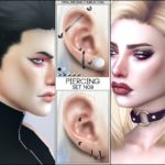 Pralinesims' Piercing Set N09