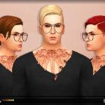 Jruvv's Enriques4-Michael hair