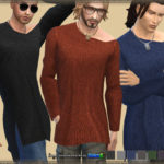 bukovka's Sweater Loose