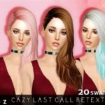 amoz.'s Amoz [Cazy Last Call] Retexture – Mesh Needed