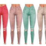 Pinkzombiecupcakes' PZC_Sexy Rebel Jeans