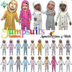 Toddlers Jumpsuits