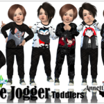 Toddlers Vampire Jogger – Part 2