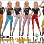 Vampire Leggings Nr. 01