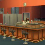 Simista A little sims 4 blog : Decoholic Modular Bar