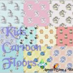 Kids Cartoon Floors