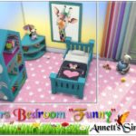 "Toddlers Bedroom ""Funny"""