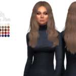 I'm all yours, Cazy Sandy – 52 colors – Custom thumbnail – Mesh…
