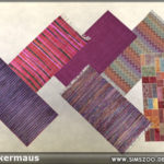 Blackys Sims 4 Zoo – Rug recolours by weckermaus. Details and…