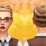 ? Honey & Rivieras ? – Pávlova Hair V1 by Simduction (followers gift part…