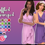 darling, take the mask off, Next up on the list of old CC to be revamped is…