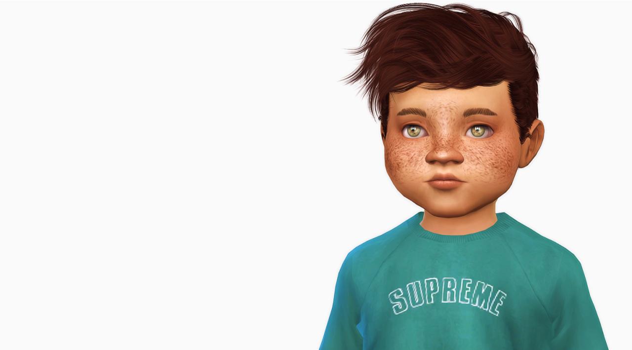 fabienne Stealthic Wavves – Toddler Version ♥