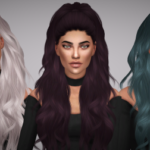 AvelineSims — Anto Atenea retexture – unnaturals 75 swatches in…
