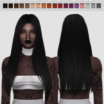 Butterflysims 123 – Comes in 18 colours – Smooth… – HallowSims