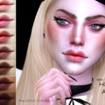 Pralinesims' Honey Apple Lips N101