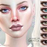 Pralinesims' Gantix Eyes N112