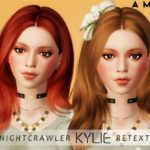 amoz.'s Amoz [Nightcrawler Kylie] Retexture – Mesh Needed