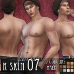 RemusSirion's R skin 07 – MALE