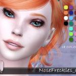 tatygagg's [Ts4]Taty_NoseFreckles_Blush