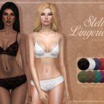 Trillyke – Stella Lingerie Set