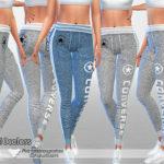 Pinkzombiecupcakes' PZC_Athletic Pants 010