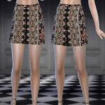 Bobur3's Bobur noir skirt