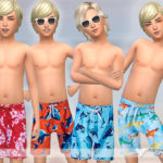 Pinkzombiecupcakes' Fun under the Sun Shorts Collection(Boys)