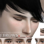 S-Club WM ts4 Eyebrows M 201701