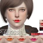 S-Club WM ts4 Lipstick 201701