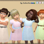 bukovka's Dress & Bow toddler