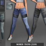 Saliwa's Women Trend Jeans