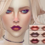 Screaming Mustard's [ Livid ] – Satin Lip Colour