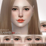 S-Club WM ts4 eyelashes 201702