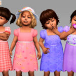 Margeh-75's Cutie Toddler Dresses (12 Versions)